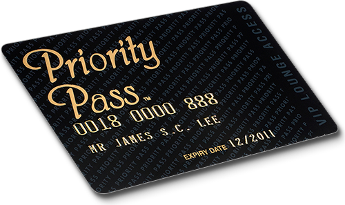 Priority Pass kort