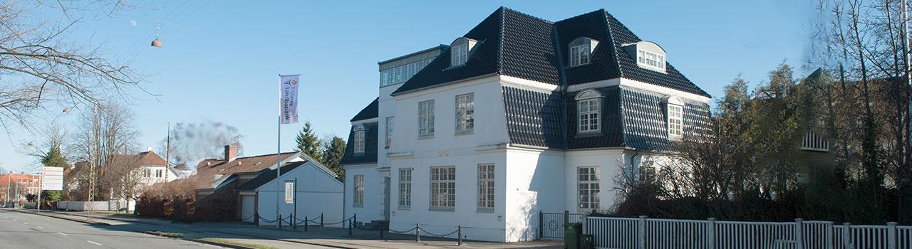 Billede af afdeling Private Banking Aarhus
